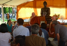 Luang Por Sumedho 85th Birthday