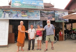 Ajahn Viradhammo's Trip - Early 2012